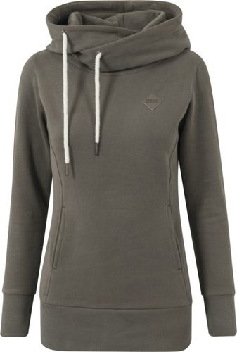 Urban Classics Ladies Long Logopatch Hoody