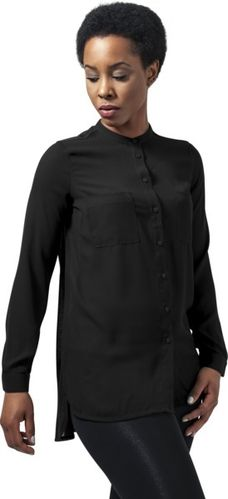Urban Classics Ladies HiLo Chiffon Blouse